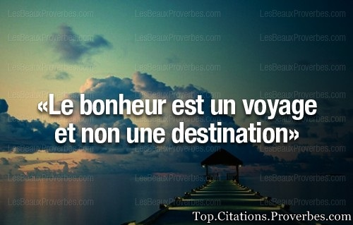 Citation rencontre vacances