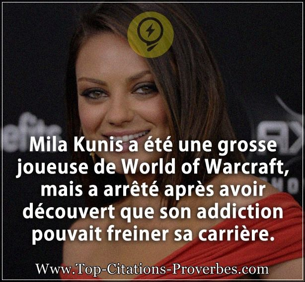 Rencontre joueuse wow