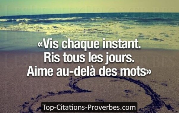 citation jour archives top citations proverbes. Black Bedroom Furniture Sets. Home Design Ideas