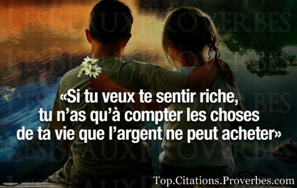 Citation Argent Archives Top Citations Proverbes