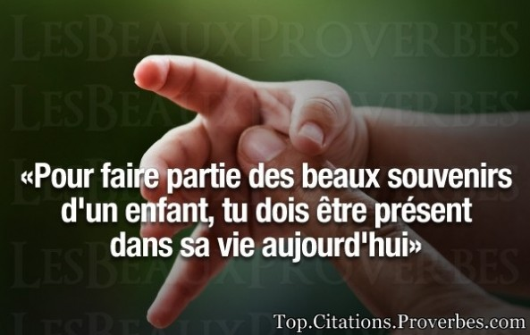 Favori citation enfant Archives - Top Citations Proverbes DT64