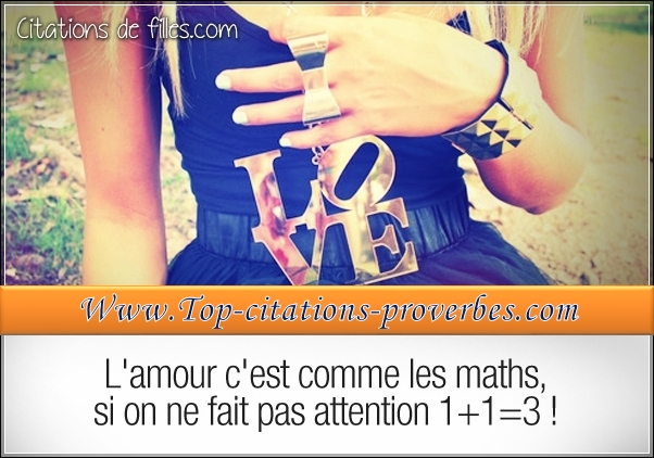 si on ne fait pas attention 1+1=3 !…