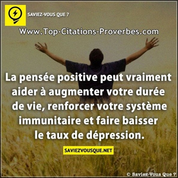 Citation positive archives top citations proverbes for Duree de vie d un cumulus