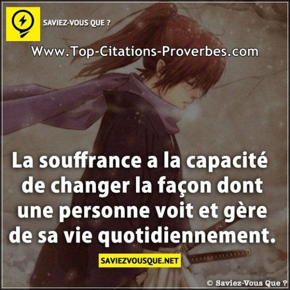 citation souffrance archives top citations proverbes. Black Bedroom Furniture Sets. Home Design Ideas