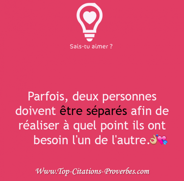 proverbe amour, phrase amour …