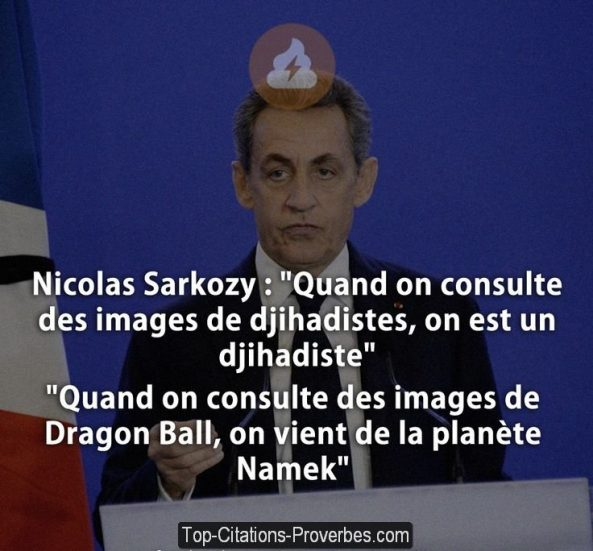 """Quand on consulte des images de Dragon Ball, on vient de la planète Namek"""