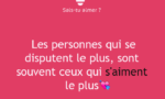 citation amour, belle phrase romantique, Plus …